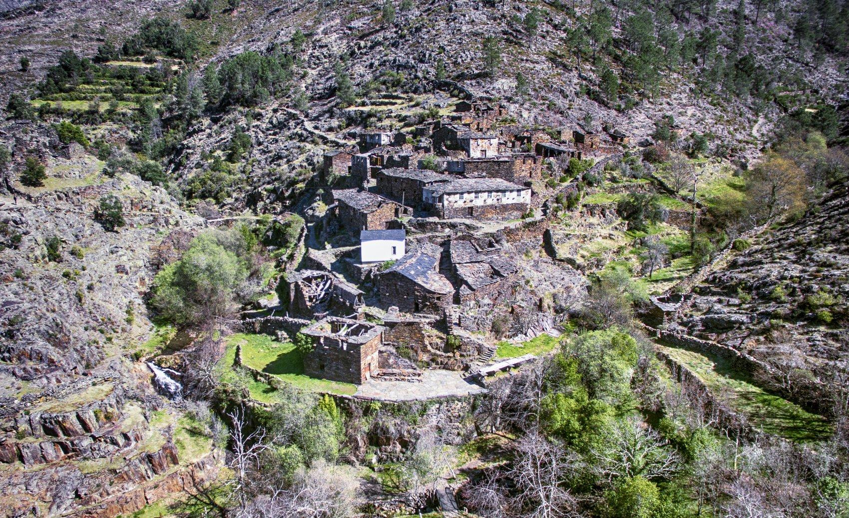 As 8 aldeias mais bonitas Arouca Geopark
